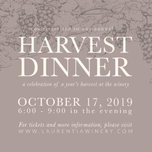 Harvest Dinner Image