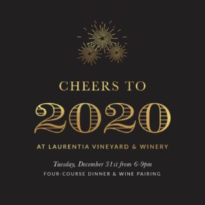 Cheers to 2020 Dinner Image