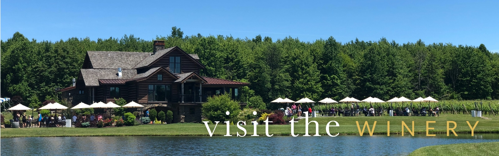 Visit The Winery
