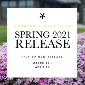 Spring 2021 Club WIne Release Image
